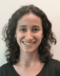Carolina Ladeira, High School Program Coordinator