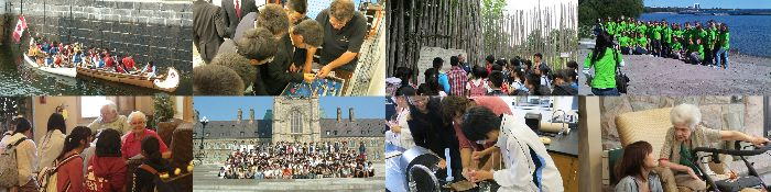 customized study tours for international students in canada